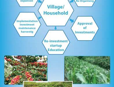 GLOFORD's Village/Household Transformation Model (VTM)